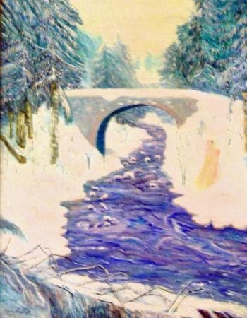 Le pont de Fée