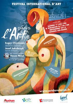 Afiche Luxeuil-Les-Bains